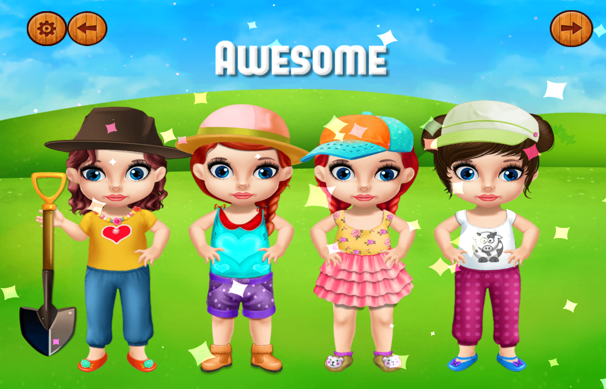 Android Animal Farm Games For Kids Screen 11