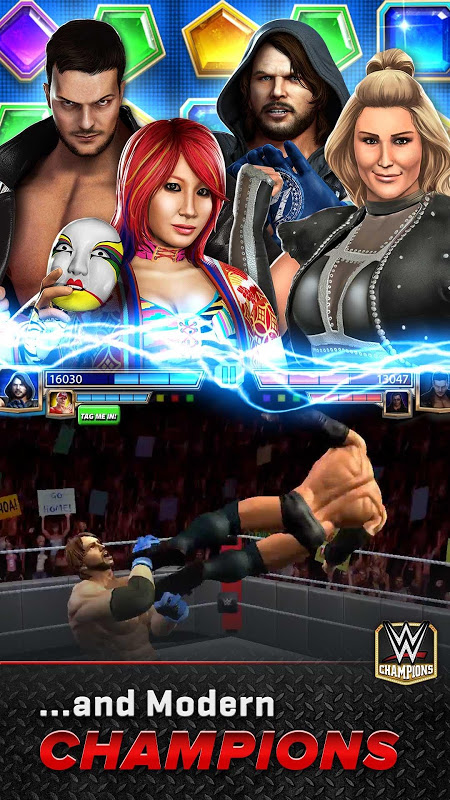 WWE Champions Free Puzzle RPG 0.306 Screen 9