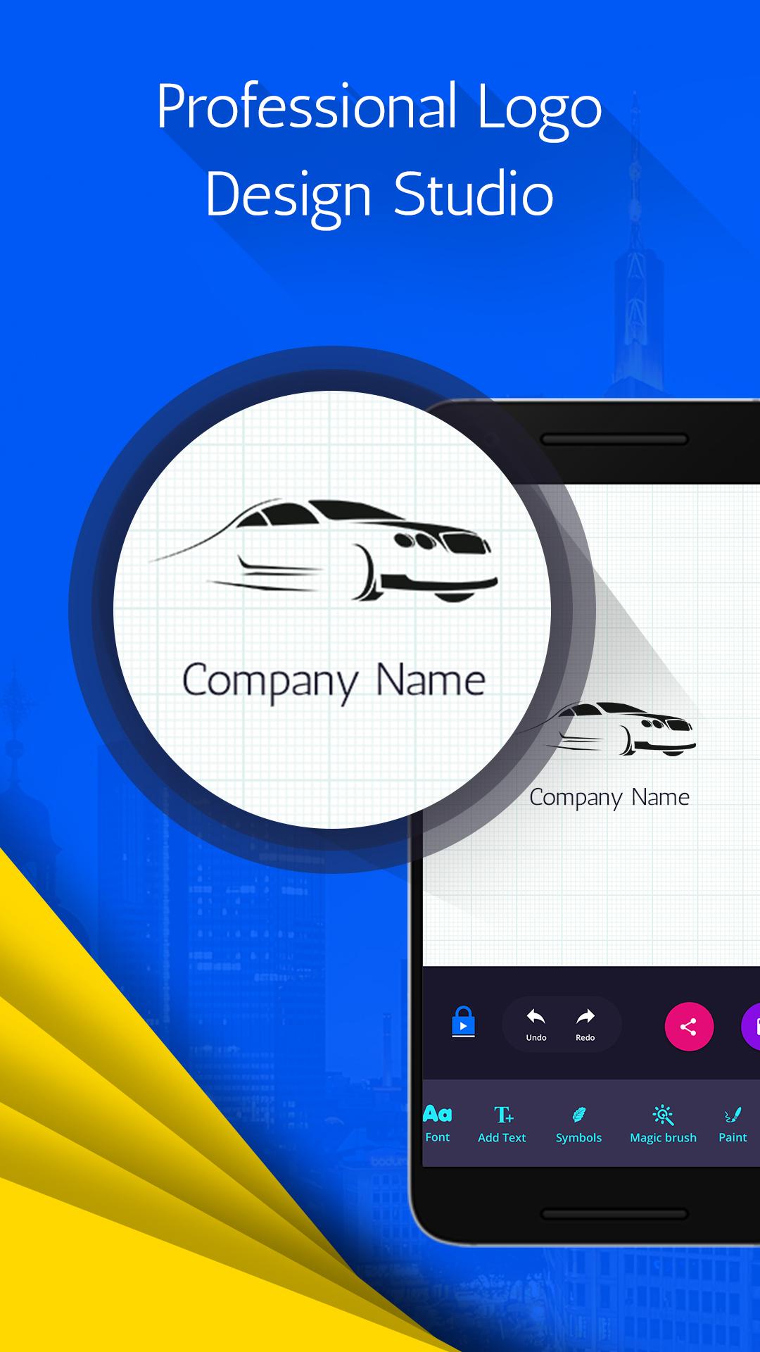 Android Logo Maker & Logo Design Generator Screen 9