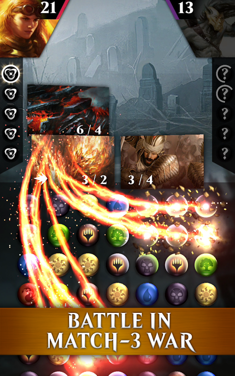 Magic the Gathering Puzzle Quest 1.9.2.14257 Screen 10