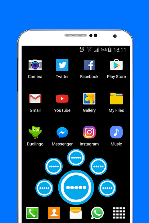 Messenger 1.0 Screen 2