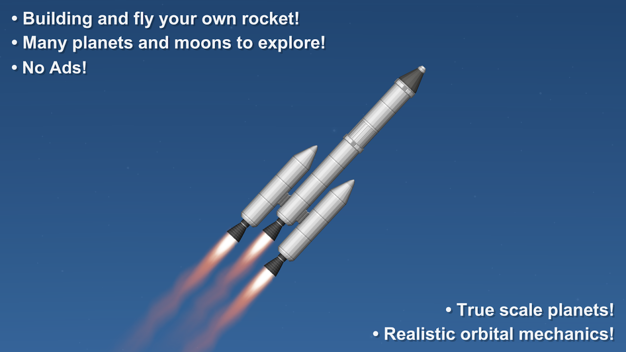 Spaceflight Simulator 1.13 Screen 9