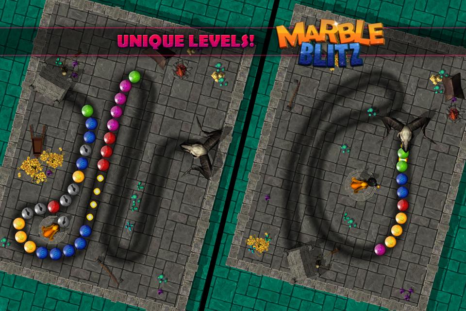 Android Marble Blitz Ball Blast Legend Screen 8