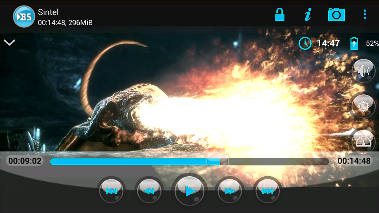 Android BSPlayer Screen 21