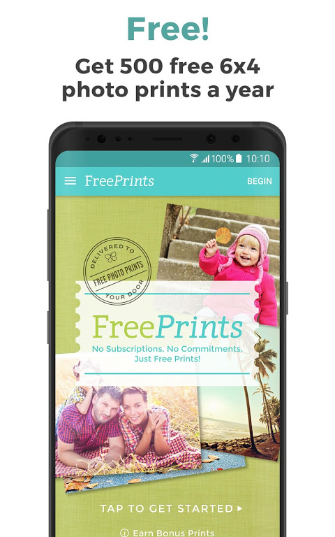 Android FreePrints - Free Photos Delivered Screen 10