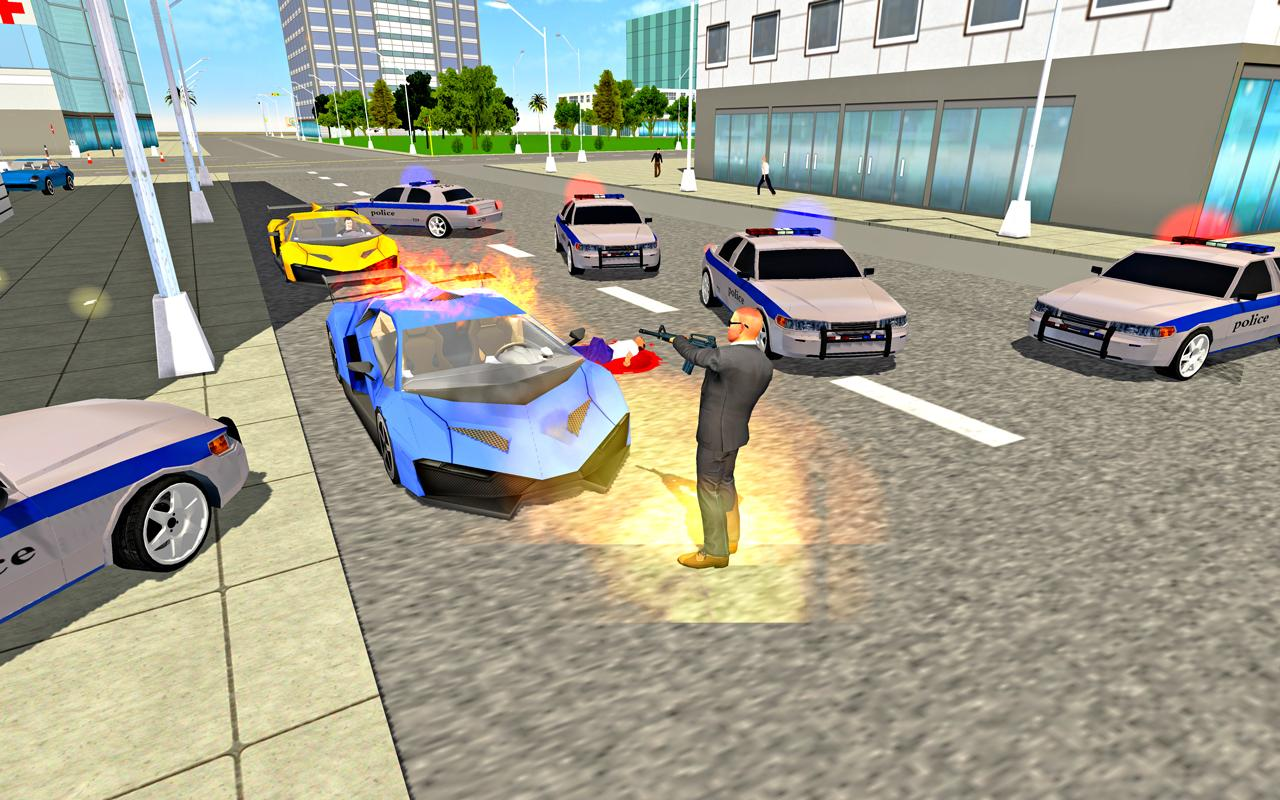 Android City Fight San Andreas Screen 3