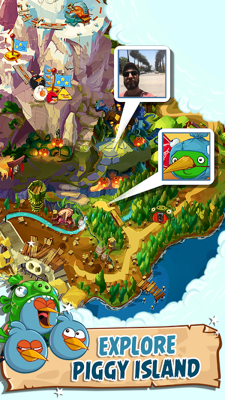 Android Angry Birds Epic RPG Screen 2