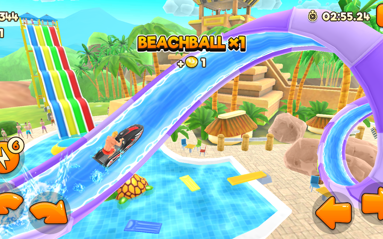 Android Uphill Rush Racing Screen 9