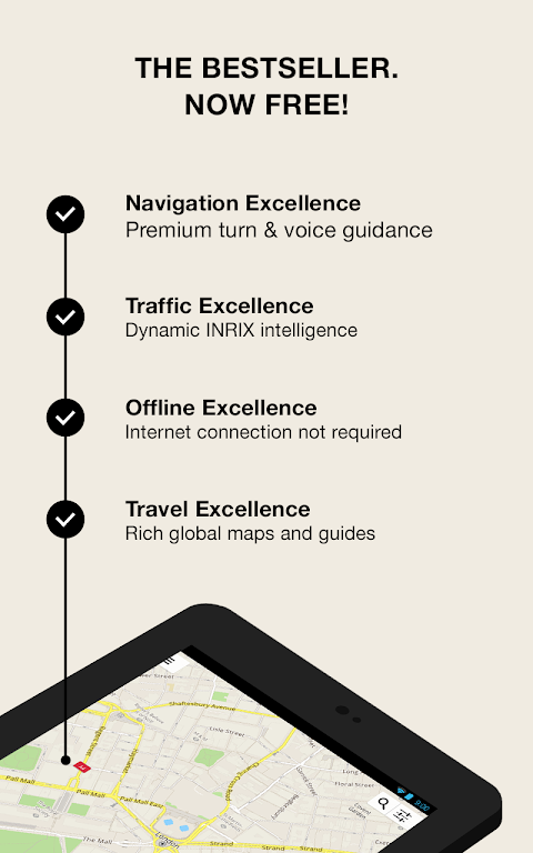 Android GPS Navigation & Maps - Scout Screen 8