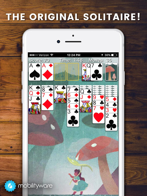 Solitaire 6.4.1.3381 Screen 4