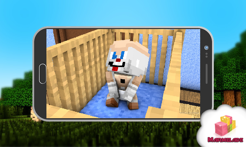 Android Skin Pack Sister Location MCPE Screen 1