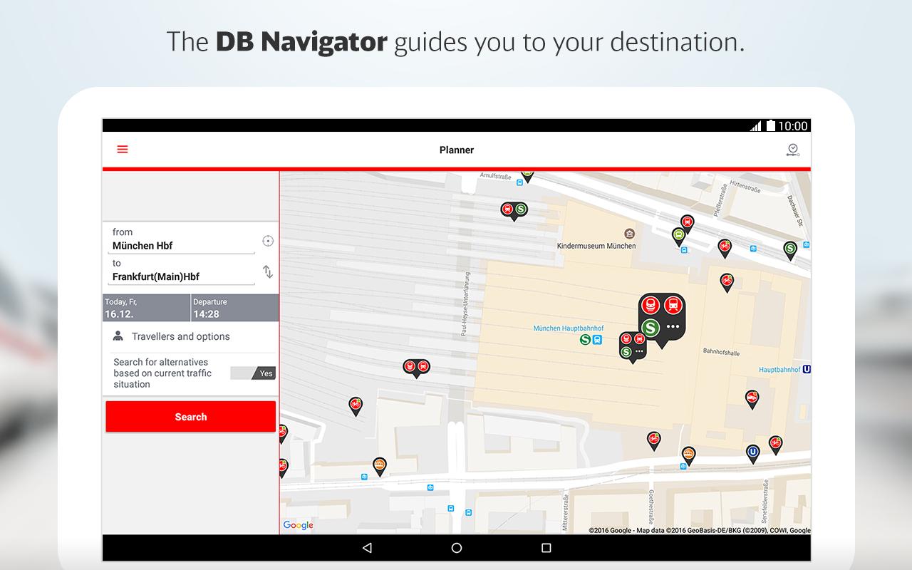 DB Navigator 18.12.p09.00 Screen 3