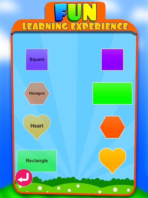 Android Kids Learning Educational Game Screen 11
