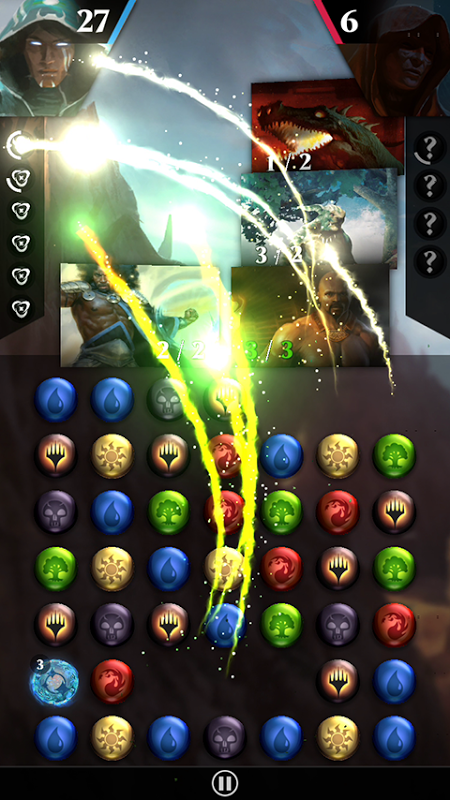 Magic the Gathering Puzzle Quest 1.6.5.12081 Screen 4