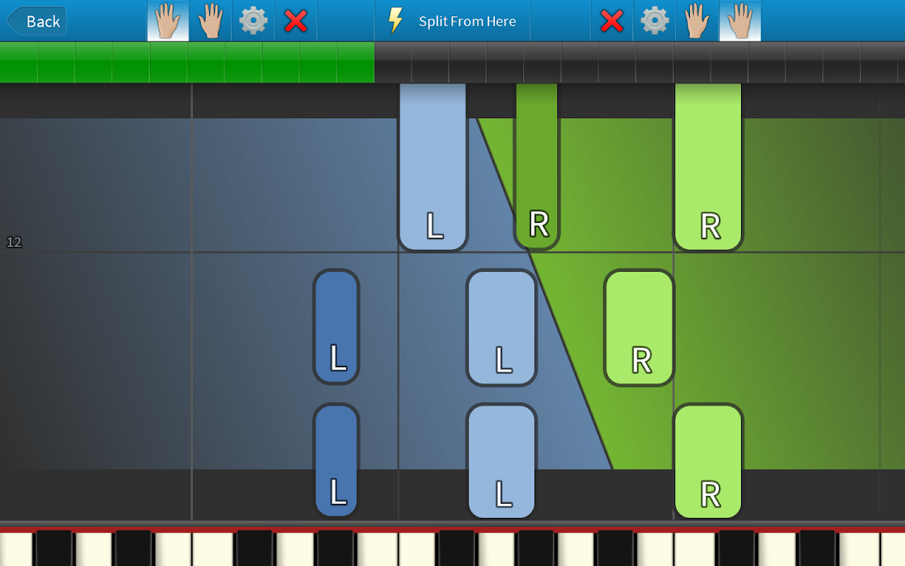 Synthesia 10.5 Screen 3