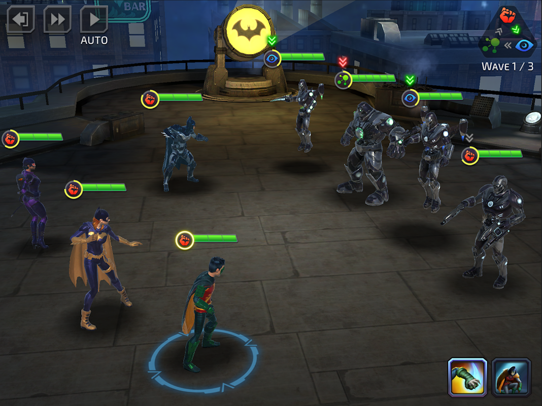 DC Legends: Battle for Justice 1.24.2 Screen 1