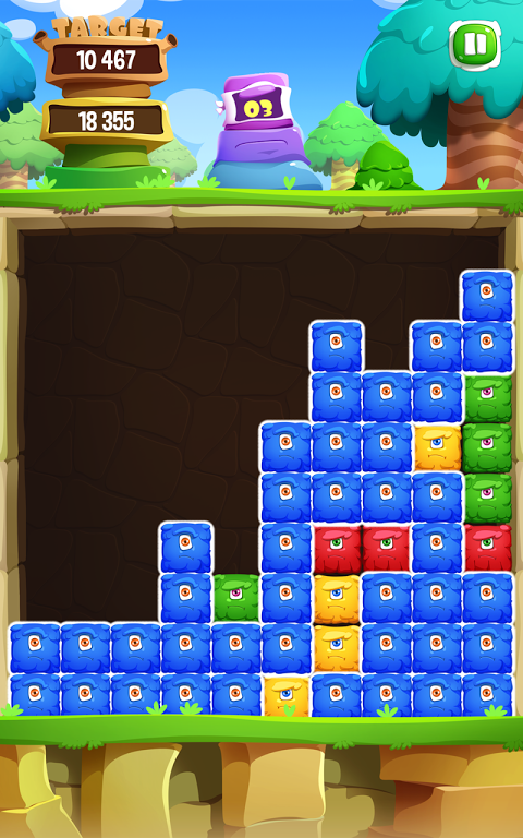 Android Pop Monster Dash Screen 15