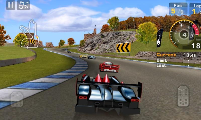Android GT Racing: Motor Academy Free+ Screen 5