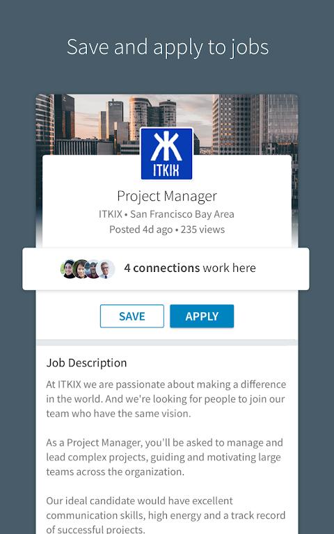 LinkedIn 4.1.235 Screen 5