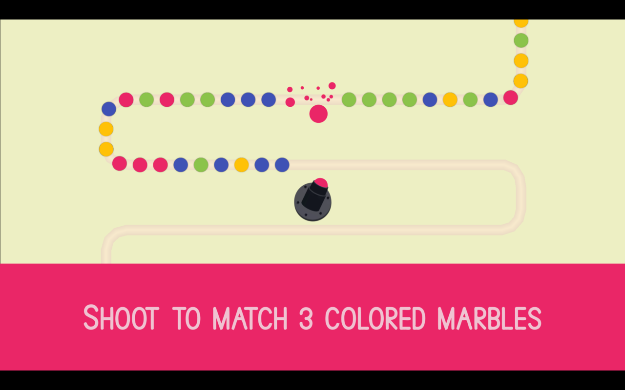 Android Sneak In - Marble Shooter Game Screen 6