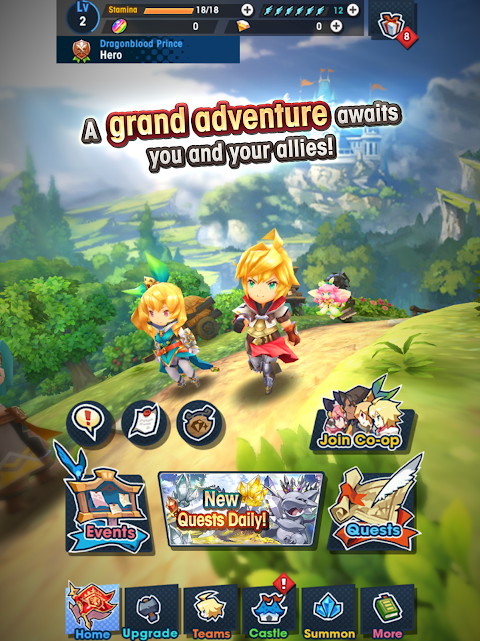 Dragalia Lost 1.3.1 Screen 8