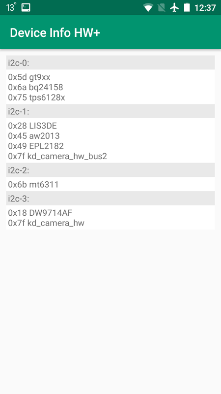 Device Info HW+ 4 7 1 APK Download by Andrey Efremov | Android APK