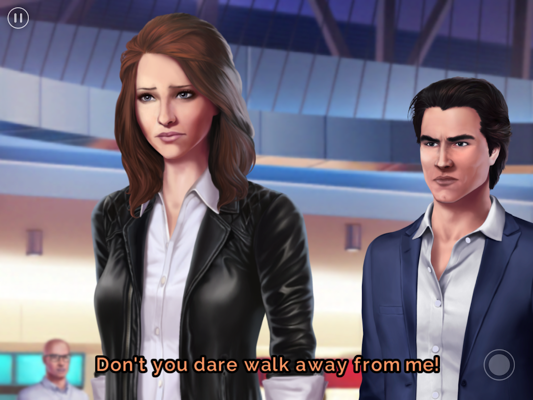 Android Linda Brown: Interactive Story Screen 8