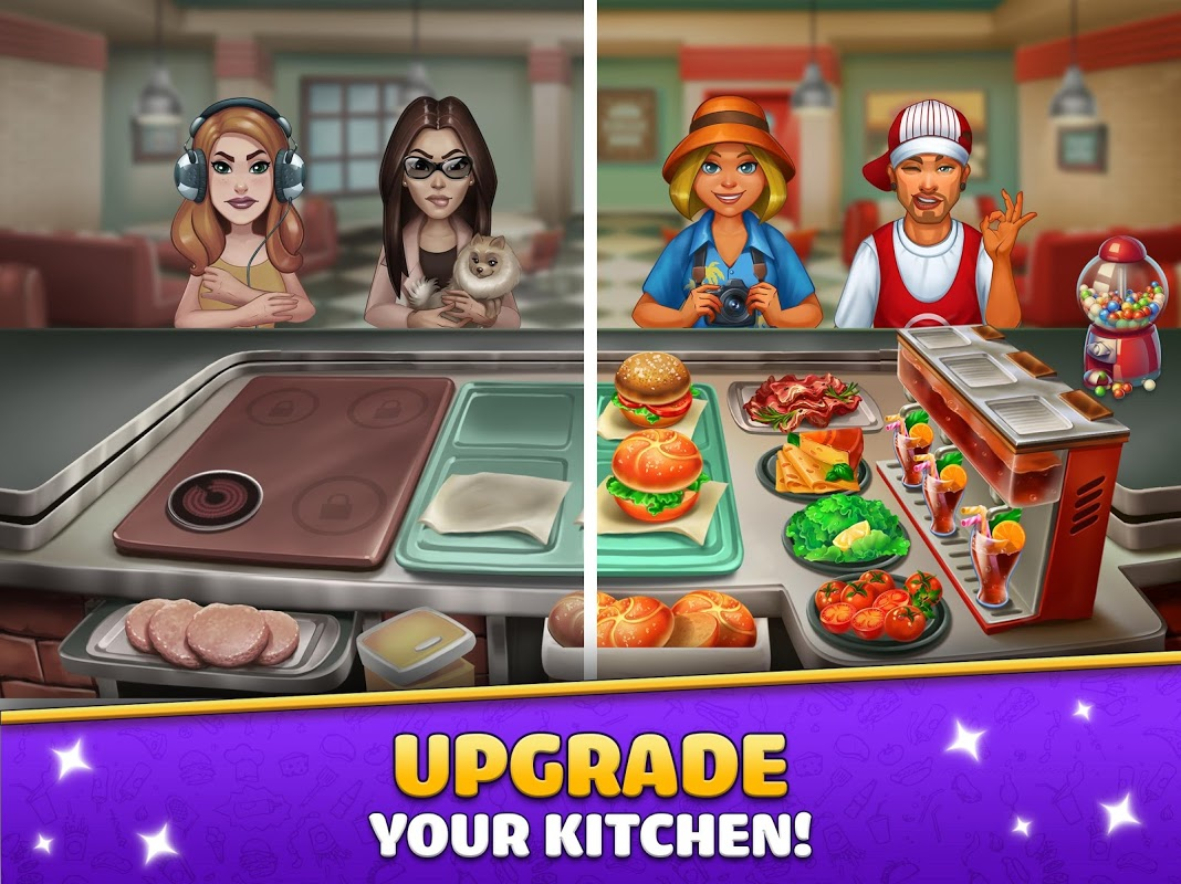 Android Cook It! Chef Restaurant Cooking Game Screen 8