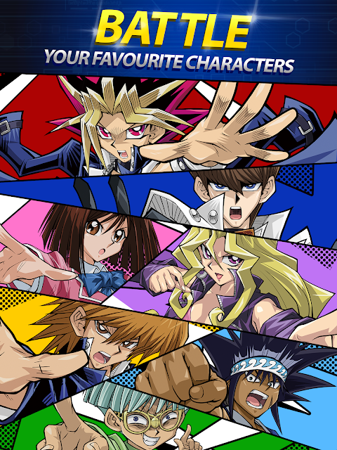 Android Yu-Gi-Oh! Duel Links Screen 7