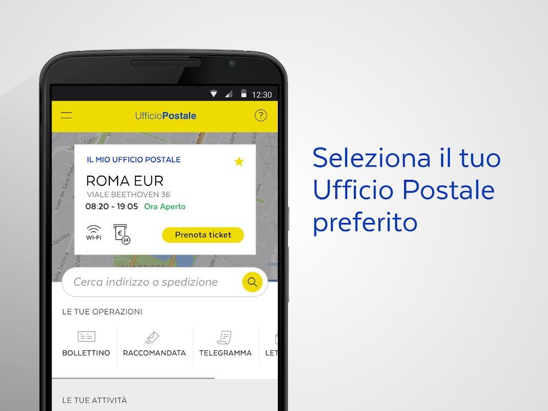 Ufficio Postale 3.5.18 Screen 6