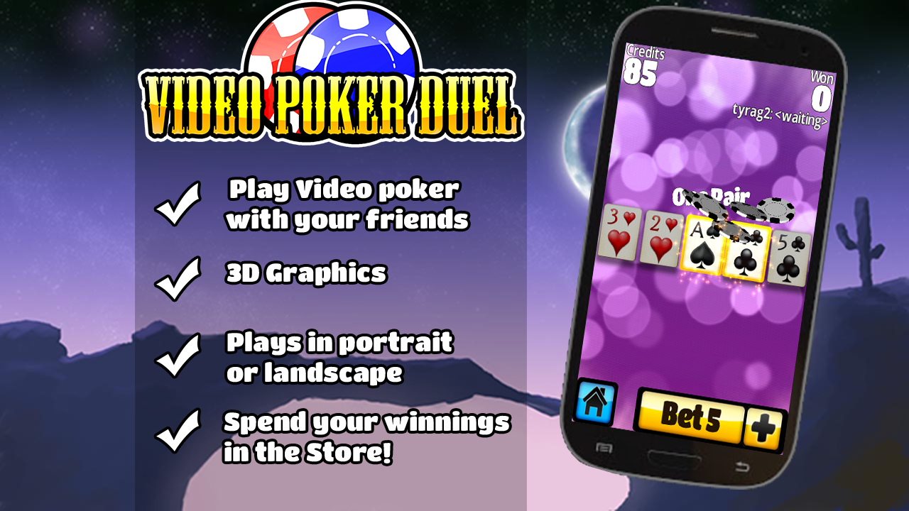 Video Poker Duel 2.0.402.0 Screen 8