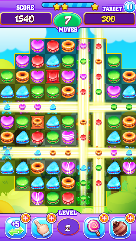 Cookie Forest 1.0.0 Screen 1