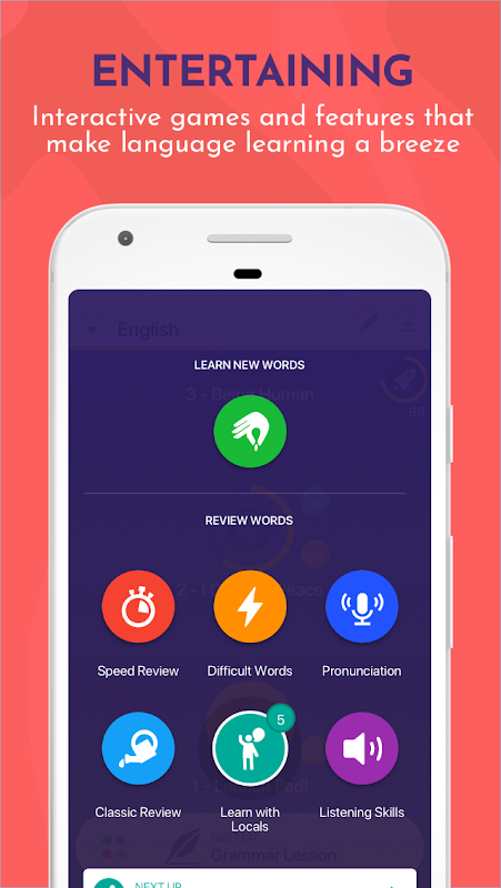 Learn Languages with Memrise 2.94_7591_beta Screen 4