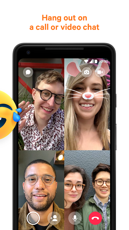 Messenger – Text and Video Chat for Free 196.1.0.40.99 Screen 4