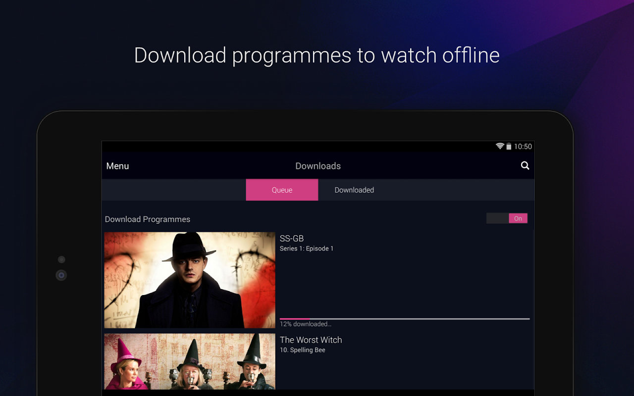 BBC iPlayer 4.38.0.3 Screen 11