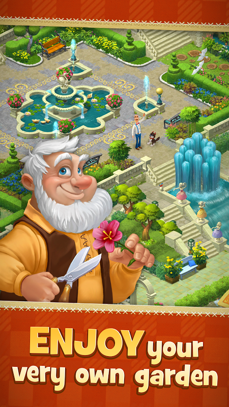 Android Gardenscapes Screen 10