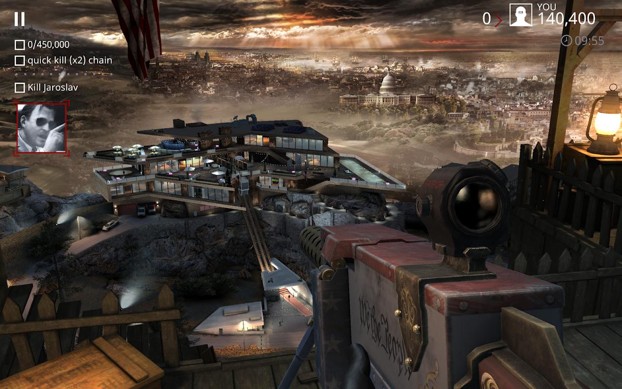 Hitman Sniper 1.7.117608 Screen 9