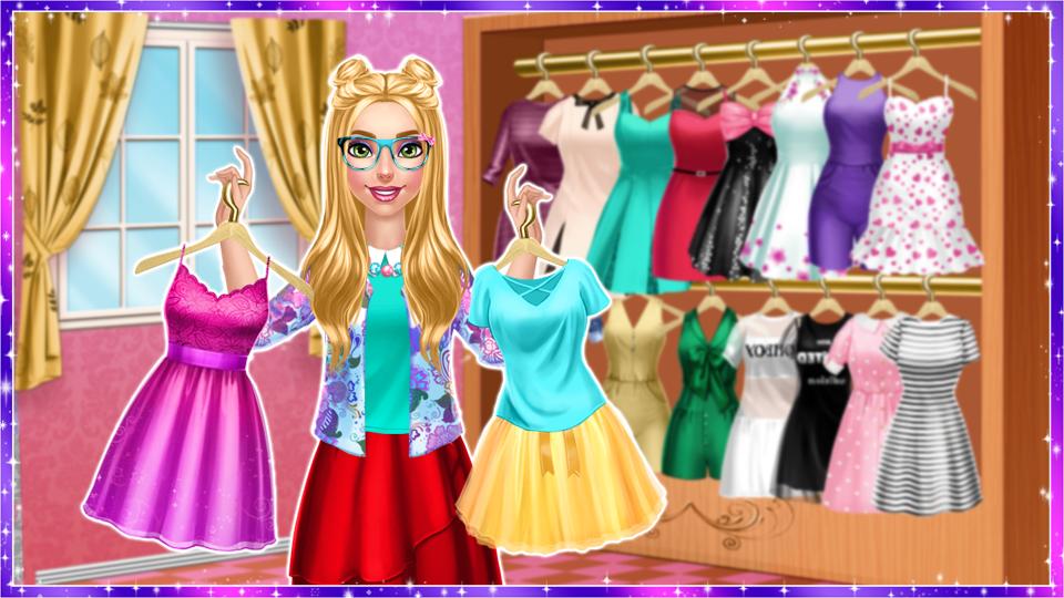 Trendy Fashion Styles Dress Up 1.0.2 Screen 1