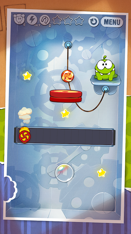 Android Cut the Rope FULL FREE Screen 8