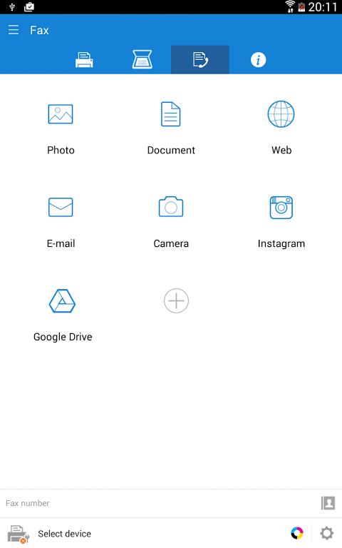 Samsung Mobile Print 4.07.011 Screen 11
