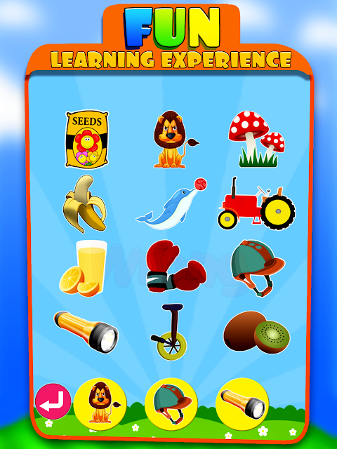 Android Kids Learning Educational Game Screen 13
