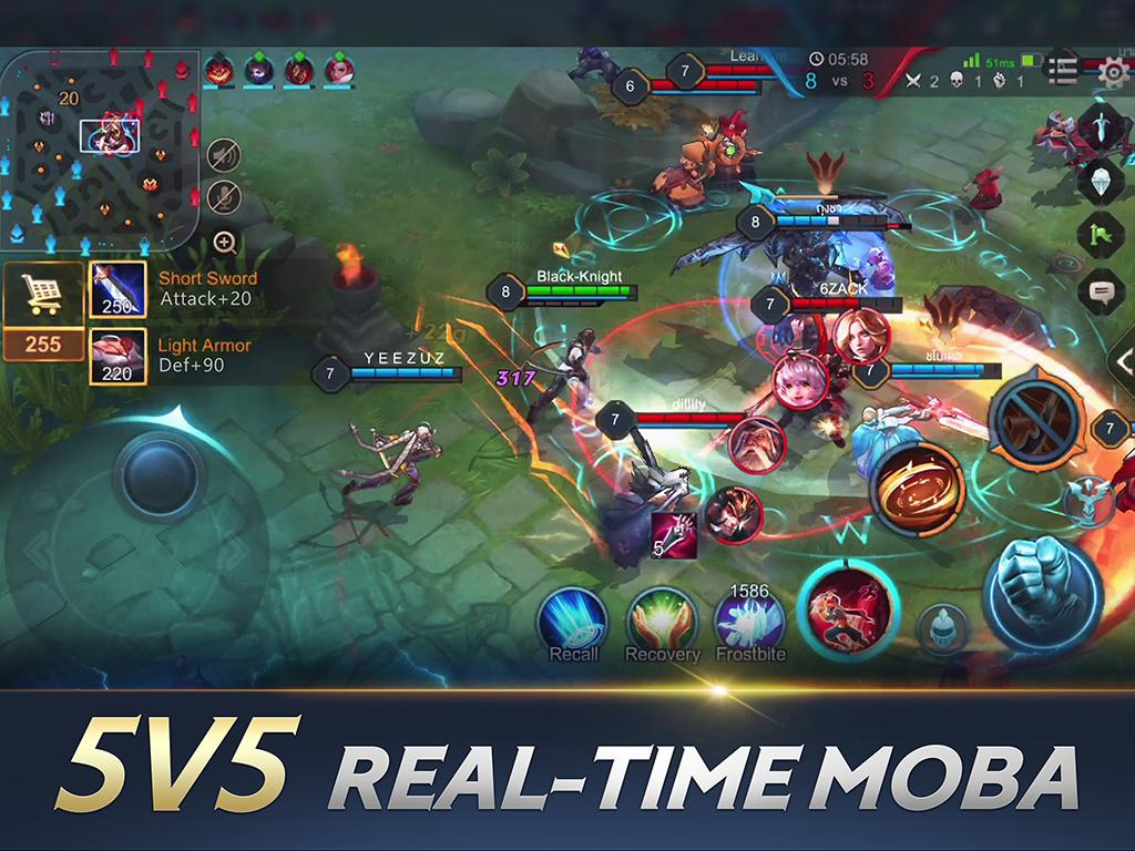 Garena AOV - Arena of Valor 1.17.2.1 Screen 6