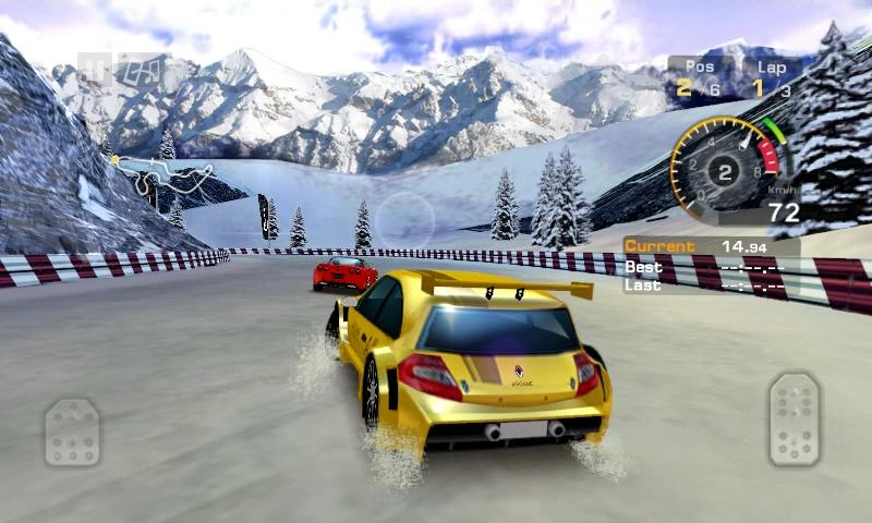 Android GT Racing: Motor Academy Free+ Screen 9