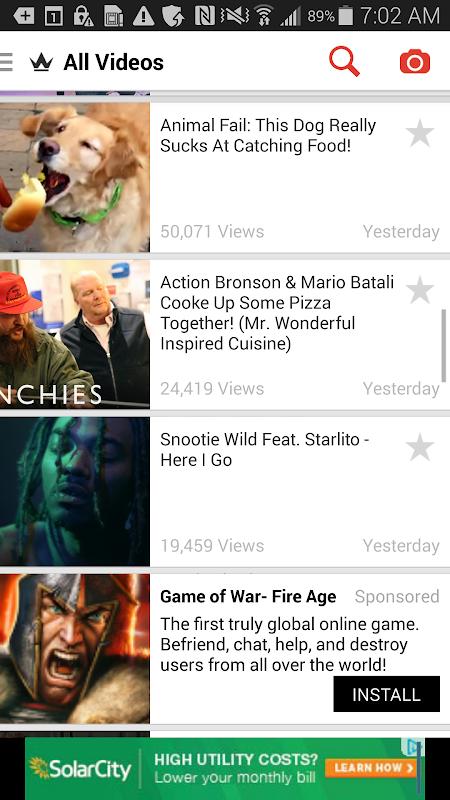 Worldstar Hip Hop (Official) 2.8.0 Screen 2
