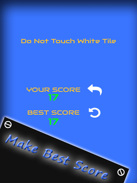Android Piano Tile :Purple Magic Tap Screen 5