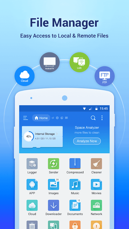 ES File Explorer/Manager PRO 4.1.8.5 Screen 11