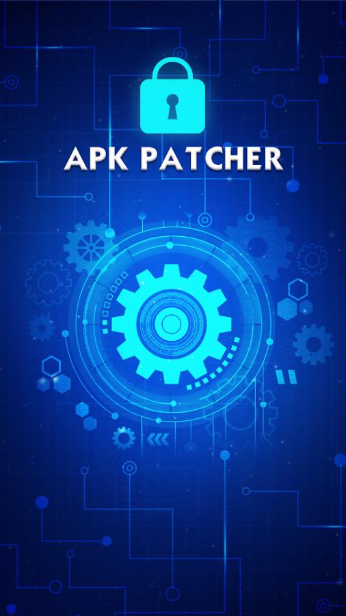 App Patcher 1.0 Screen 1