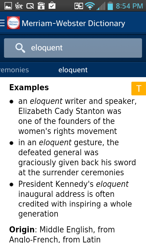 merriam webster premium latest apk
