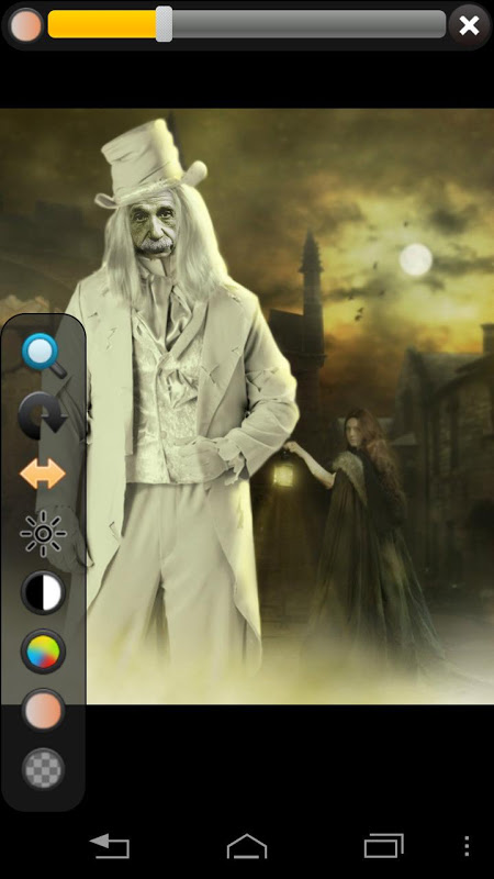 Android PhotoFacer Full Screen 12
