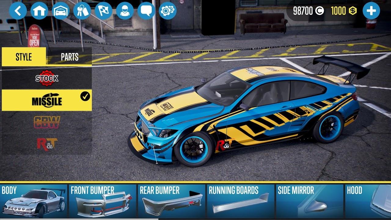 CarX Drift Racing 2 1.1.1 Screen 4